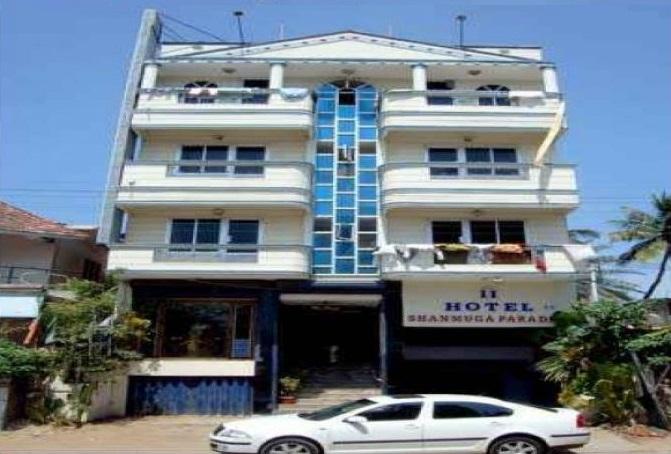 Hotel Shanmuga Paradise - Middle Street - Rameshwaram Image