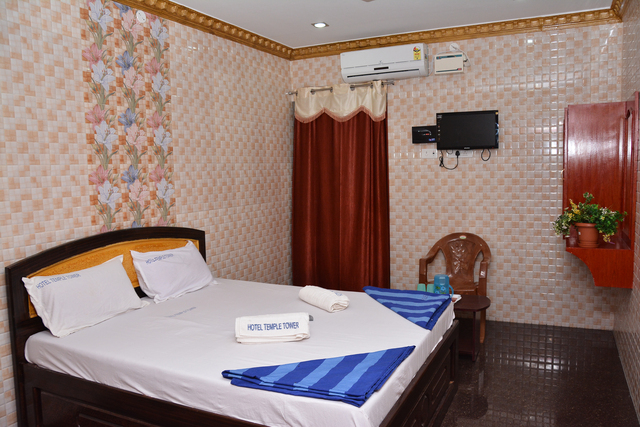 Hotel Temple Towers - East Car Street - Rameshwaram Image