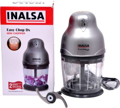 Inalsa Easy Chop Deluxe 250 W Hand Blender Image