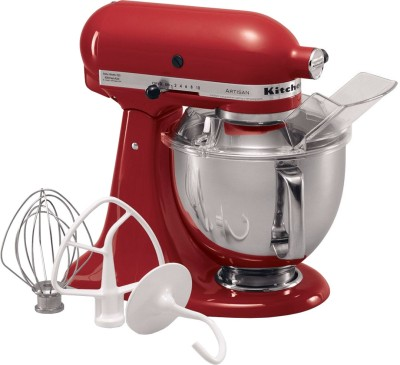 KitchenAid Artisan Series 4.8 L Tilt-head 300 W Hand Blender Image