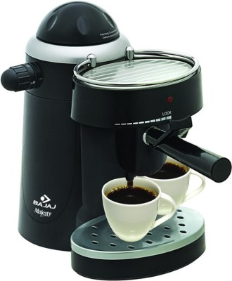 Bajaj Cex 11 Steam And Espresso 4 Cups Coffee Maker Reviews And Ratings
