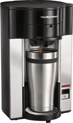 Hamilton Beach Personal Cup 2 Cups Coffee Maker Image