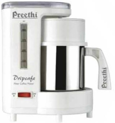 Preethi Drip Cafe 6 Cups Coffee Maker Image