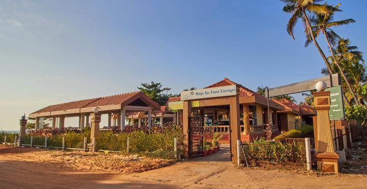 Malpe Sea Front Cottages Malpe Beach Udupi Reviews