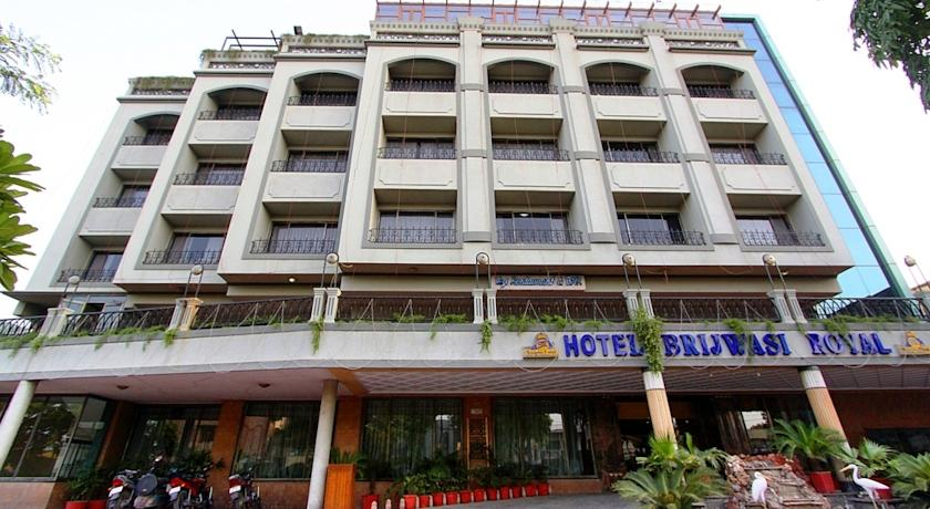 Hotel Brijwasi Royal - SBI Crossing - Mathura Image