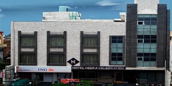 Hotel Heera Celebration - Dampier Nagar - Mathura Image