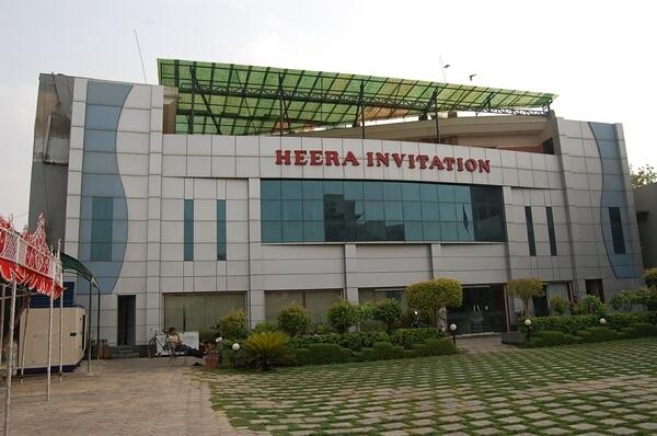 Hotel Heera Invitation - Dampier Nagar - Mathura Image