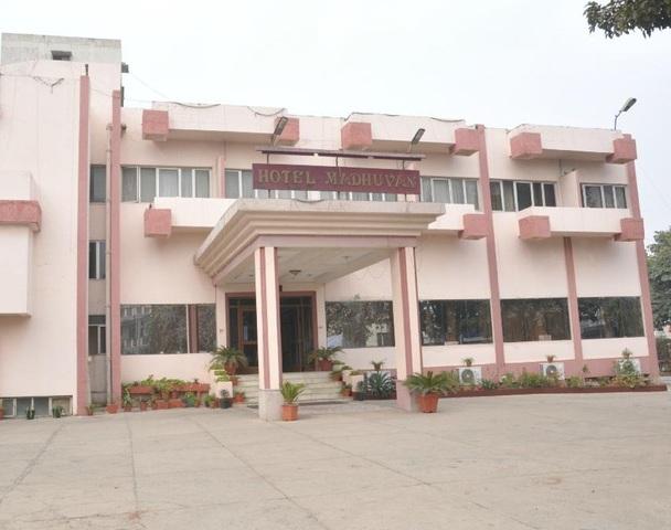Hotel Madhuvan - Krishna Nagar - Mathura Image