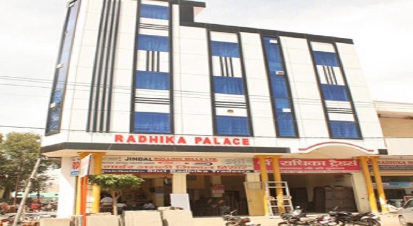 Hotel Radhika Palace - Sonkh Road - Mathura Image
