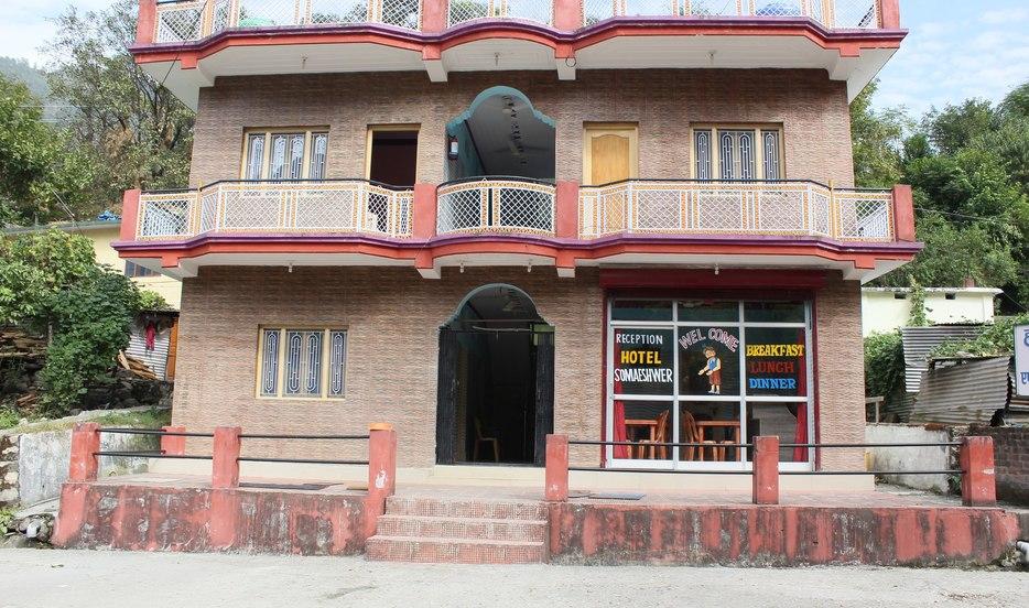 Hotel Someshwar - Netala - Uttarkashi Image