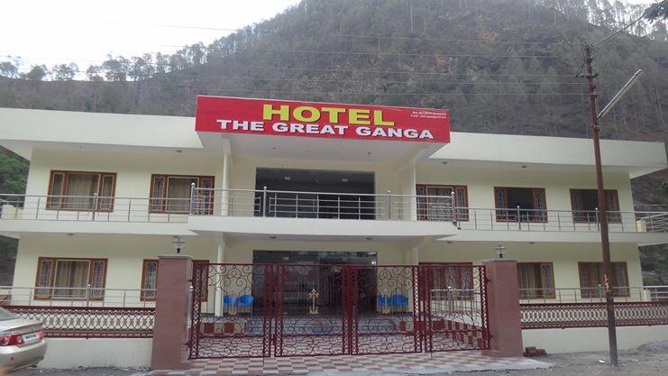 Hotel The Great Ganga - Uttarkashi Image
