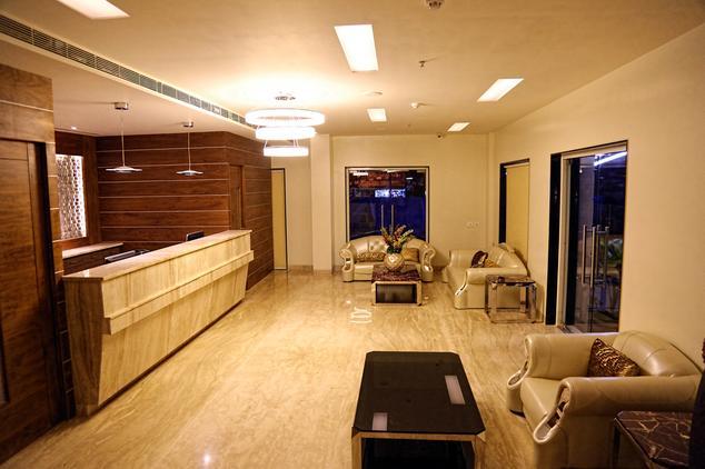 Hotel Grand Gayathri - Station Road - Warangal Image