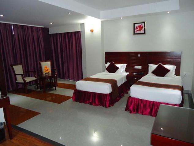 Royal Mirage Hotel - Perinthalmanna - Malappuram Image
