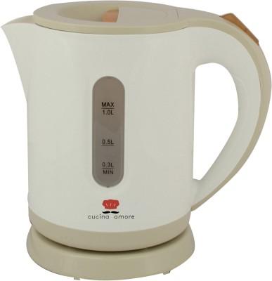 Cucina Amore NT-EK-1016 1.0 L Electric Kettle Image