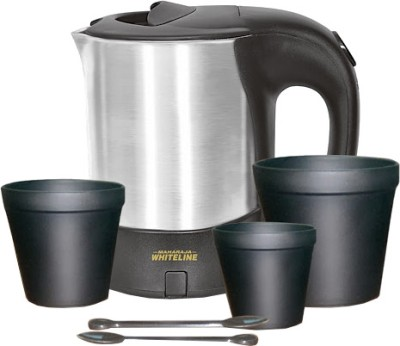Maharaja Whiteline EK-705 0.5 L Electric Kettle Image