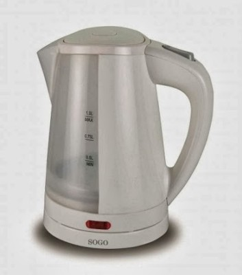 Sogo SS-5710 1 L Electric Kettle Image