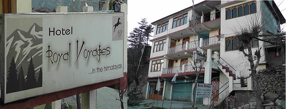 Hotel Royal Voyages - Kalpa - Kinnaur Image