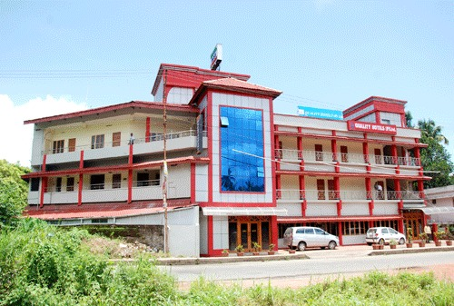 Quality Hotel South Chalakudy Thrissur Image