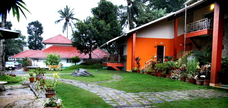 Wyndvalley Garden Resort - Kalpetta Image