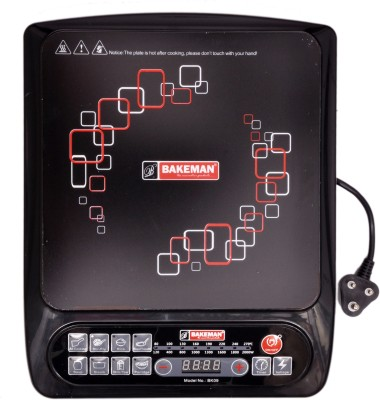 Bakeman BK 09 Induction Cooktop Image