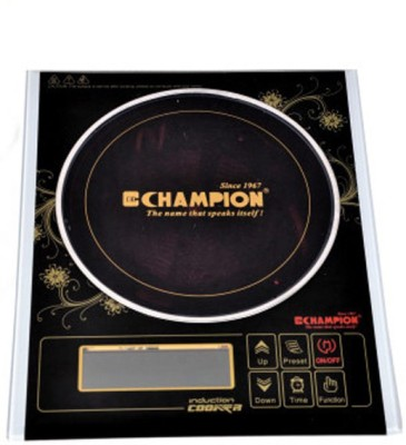 Champion SWE-001 Induction Cooktop Image