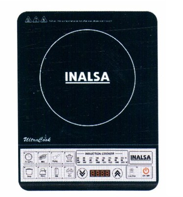 Inalsa Ultra cook Induction Cooktop Image