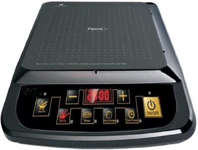 Pigeon Rapido Plus with 2 In 1 Base Junior Kit Induction Cooktop Image