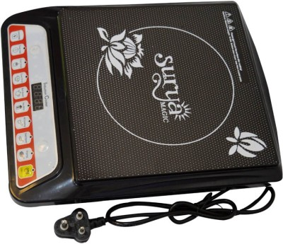 Surya PSEA8 Induction Cooktop Image