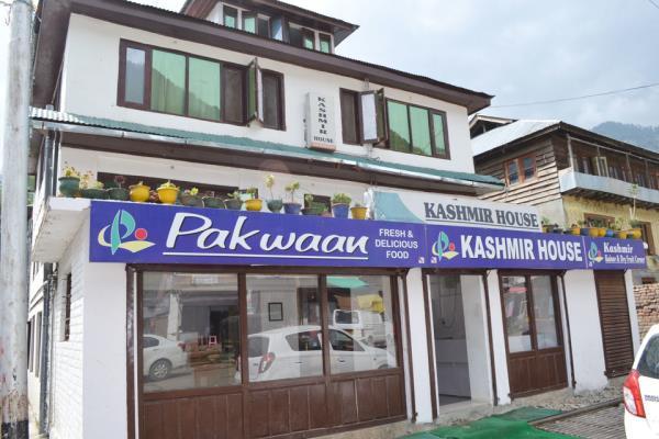Kashmir House - Pahalgam Image