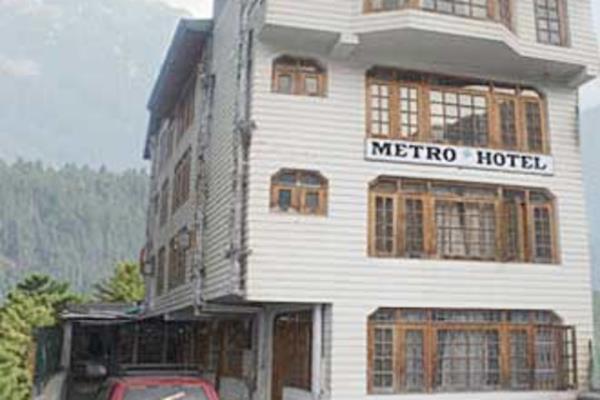 Metro Hotel - KP Road - Pahalgam Image
