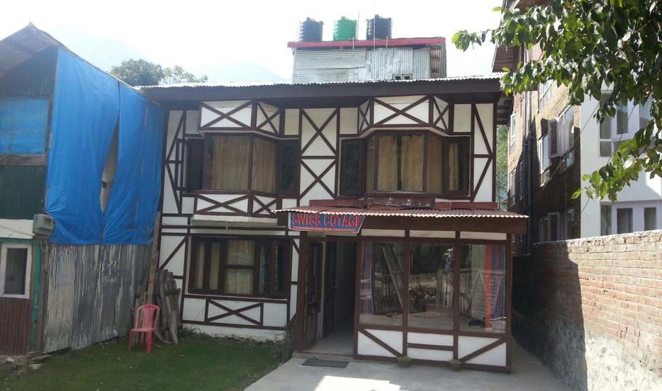 Swiss Cottage - Chandanwari Road - Pahalgam Image