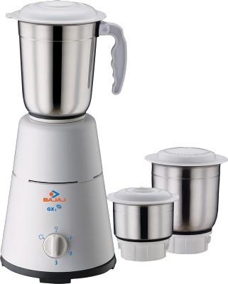 Bajaj GX1 500 W Mixer Grinder Image