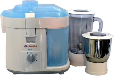 Bajaj JX6 450 W Juicer Mixer Grinder Image