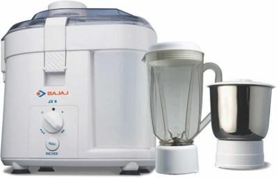 Bajaj Majesty JX6 450 W Juicer Mixer Grinder Image