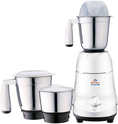 Bajaj Platini 550 W Mixer Grinder Image