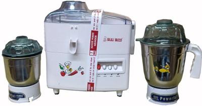 Bajaj Vacco JMG-01 With SS Jar & Grinder 500 W Juicer Mixer Grinder Image