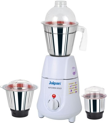 Jaipan Kitchen Gold 500 W Mixer Grinder Image