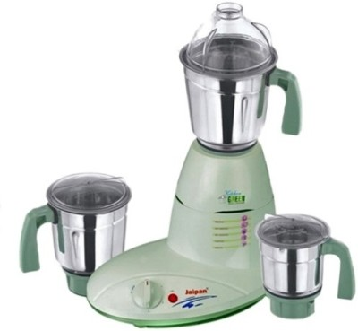 Jaipan Kitchen Green 750 W Mixer Grinder Image
