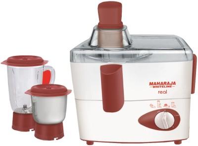 Maharaja Whiteline Real JX-102 450 W Juicer Mixer Grinder Image