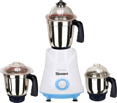 Sunmeet Fun 600 W Mixer Grinder Image