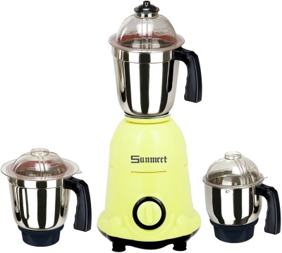 Sunmeet High Tech 600 W Mixer Grinder Image