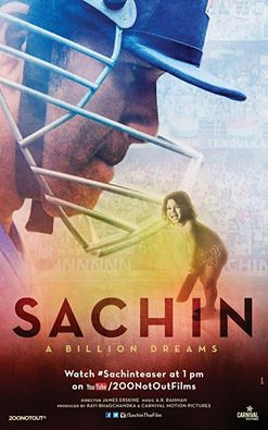 Sachin: A Billion Dreams Image