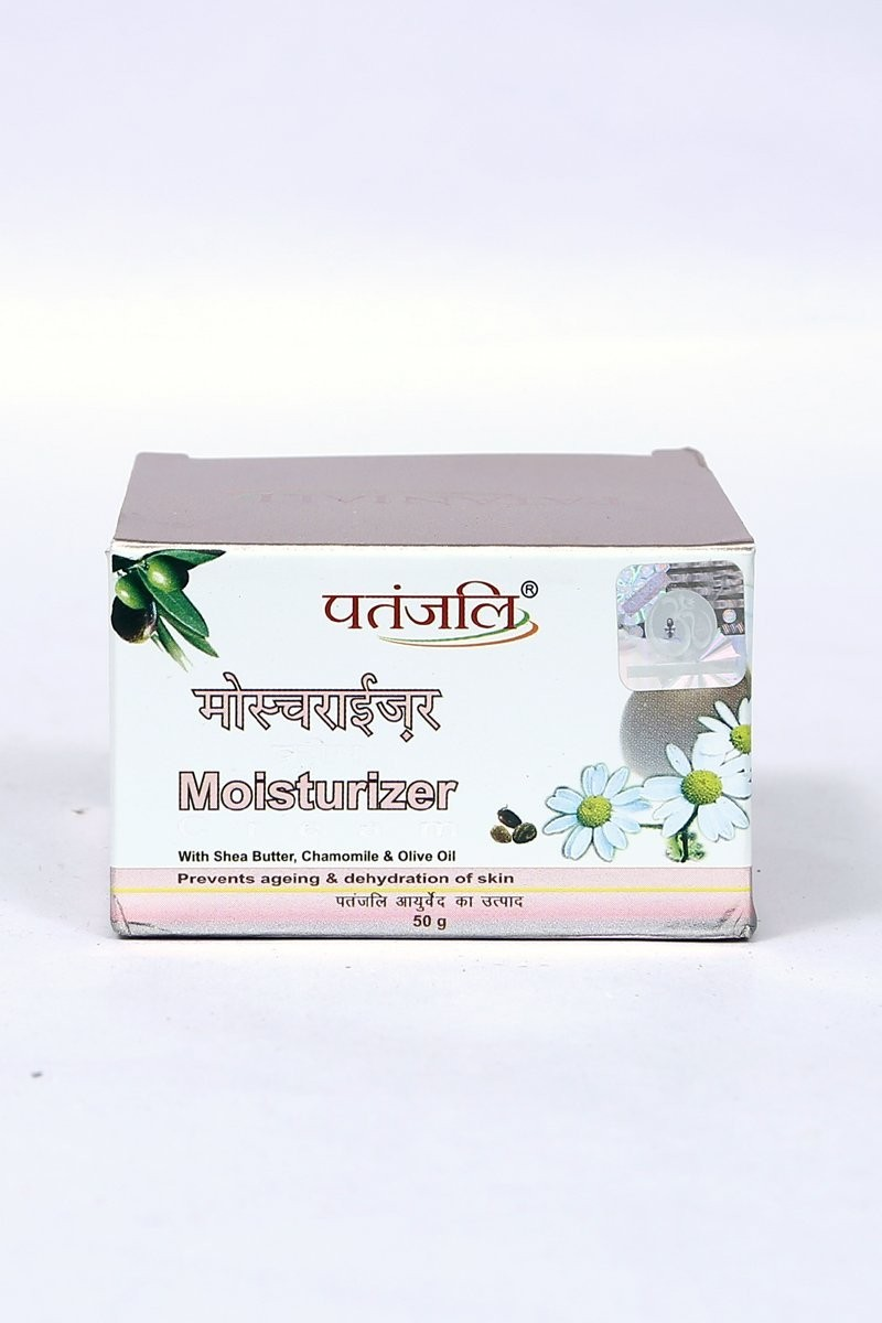 Patanjali Moisturizer Cream Image