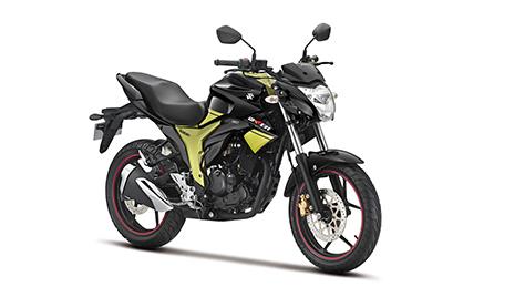 Suzuki Gixxer Fi Image