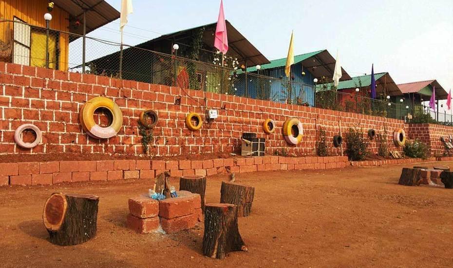 Panchgani Tent House - Khingar - Panchgani Image