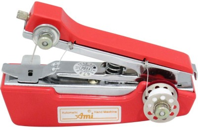 Accedre Mini Stapler Style Hand Manual Sewing Machine Image