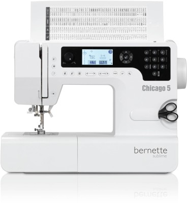 Bernette Chicago 5 Computerised Sewing Machine Image