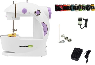 CreativeVia Electric Electric Sewing Machine Image