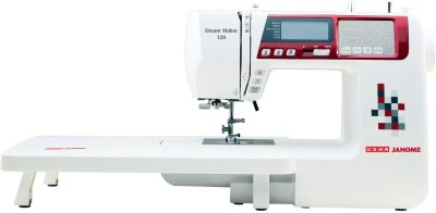 Usha Dream Maker 120 Computerised Sewing Machine Image