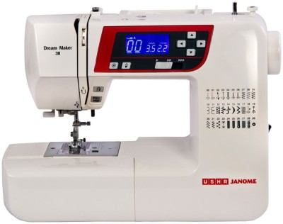 Usha Dream Maker 30 Electric Sewing Machine Image